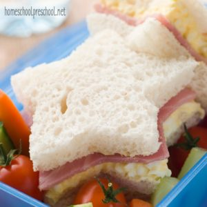 Easy Lunch Ideas for Tots and Preschoolers