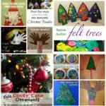 95 of the Best Christmas Crafts for Kids