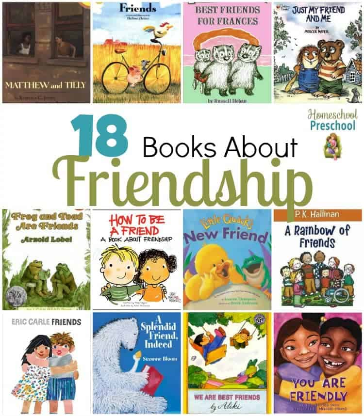 These books about friendship are a great introduction to social skills, bullies, good choices/bad choices, and what makes a good friend. All of these topics are wrapped up in picture books with fun characters and brilliant pictures. Enjoy!
