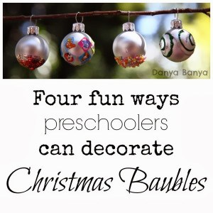 Four+fun+ways+preschoolers+can+decorate+Christmas+Baubles_p
