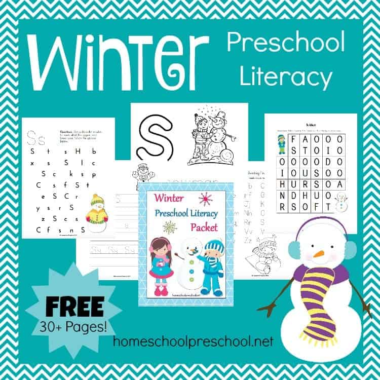 Winter Literacy Submit