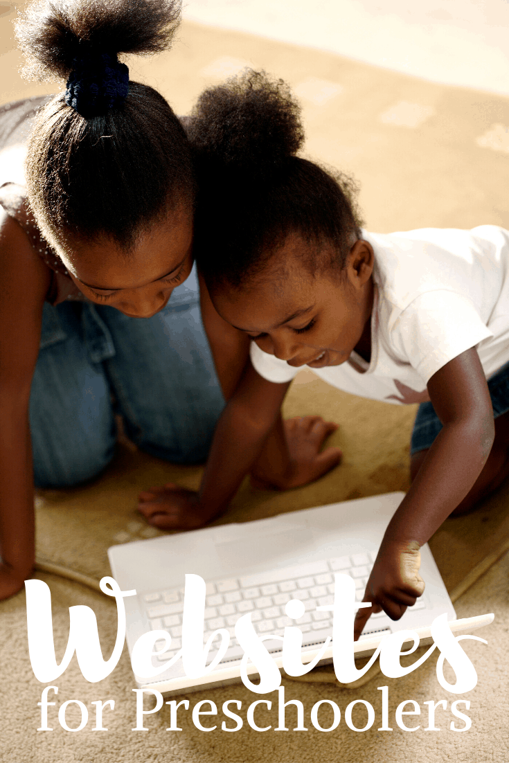 If you're looking for something fun and educational for your preschoolers to do, check out this list of awesome websites for preschoolers.