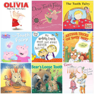 25 Books About Teeth and the Tooth Fairy