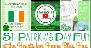 St Patricks Day Fun {Hearts for Home}