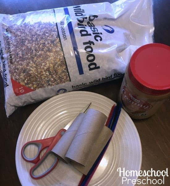 1 Bird Feeder Supplies