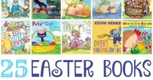 25 Easter Picture Books