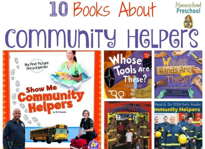 10 Picture Books About Community Helpers