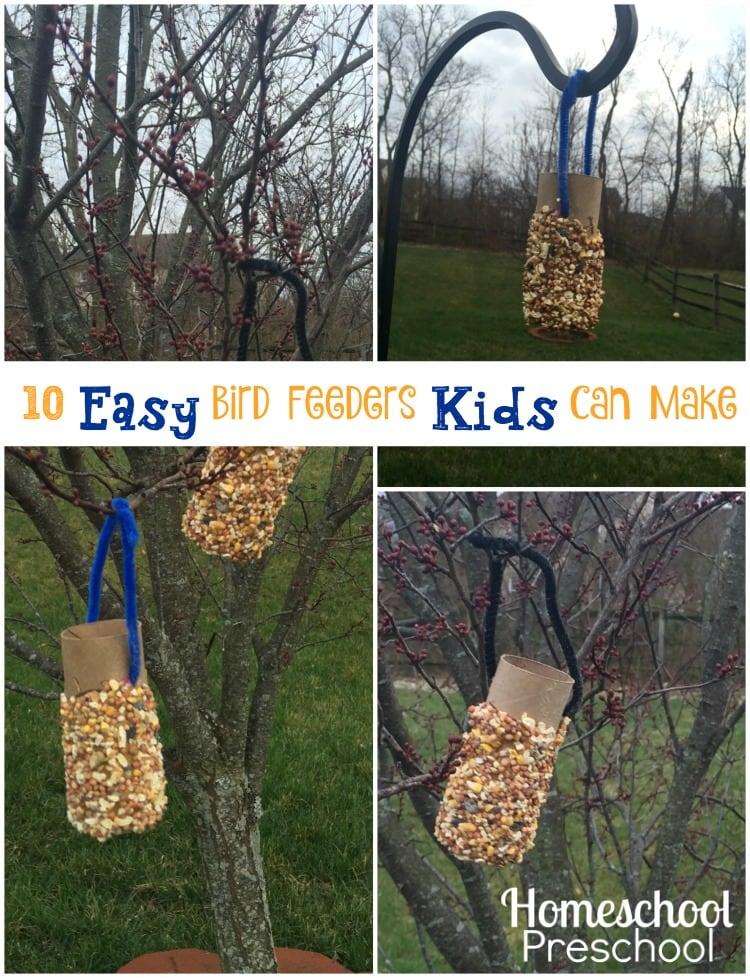 how to make a easy bird