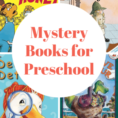Mystery Books for Preschoolers
