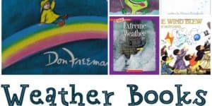 18 Weather Books for Young Readers