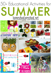 The learning doesn't have to stop during summer break, but it doesn't have to be formal either. Discover more than 50 fun summer learning activities for young kids.
