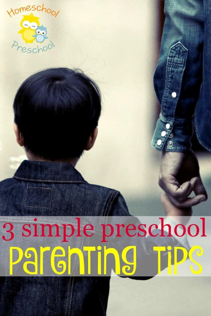 Preschool children develop habitual responses to daily events. Use these simple preschool parenting tips to create good habits in your kids.