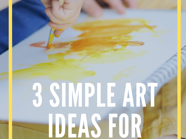 Looking for a fun rainy day activity? Or, do you want to foster your toddler's creativity? These crafts for toddlers are perfect for little ones!
