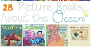 28 Kids Books About the Ocean
