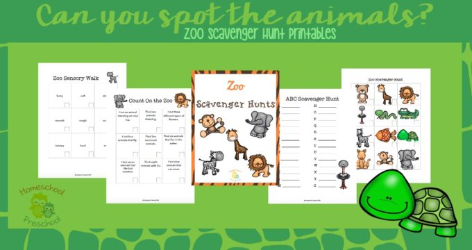 Can You Spot the Animals at the Zoo?