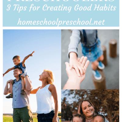 3 Simple Preschool Parenting Tips