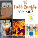 10 Fall Crafts for Kids