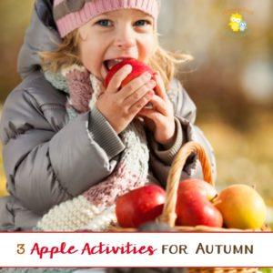 3 Awesome Apple Activities for Autumn