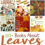 Best Pictures Books About Leaves for Kids