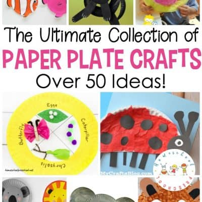 Ultimate Collection of Paper Plate Crafts for Kids