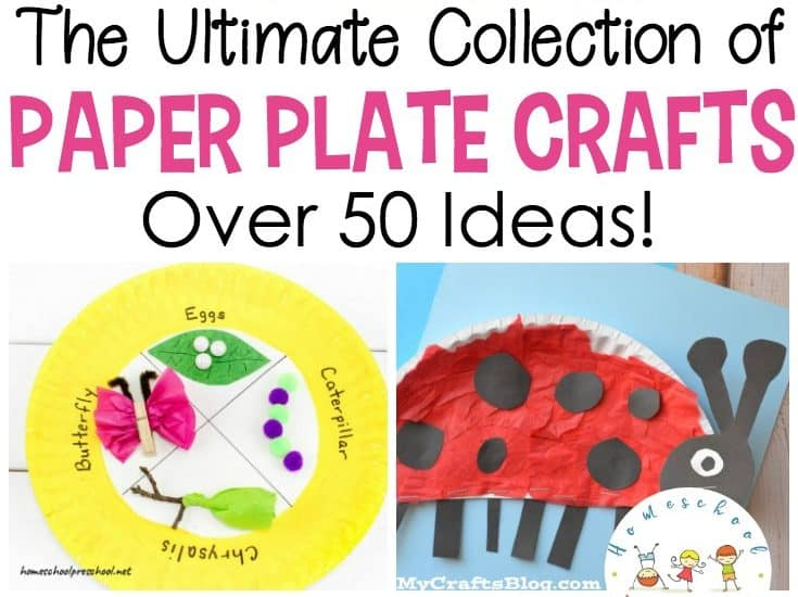 Getting ready for a crafting session with your little ones? We've got a wonderful collection of ideas for paper plate crafts for kids to kick starttheir imagination and get them crafting in no time.