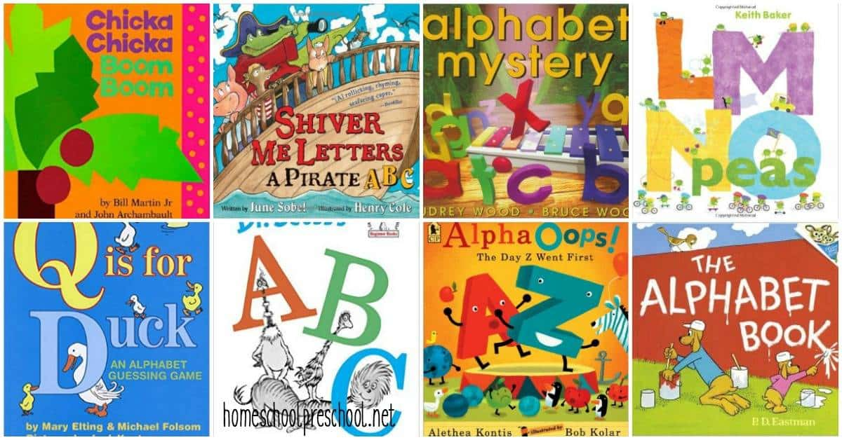 Ultimate Collection Alphabet Books Kids on Animal Activities For Preschoolers