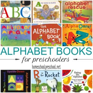 50 of the Most Engaging Alphabet Books for Kids