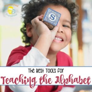 The Best Tools for Teaching the Alphabet