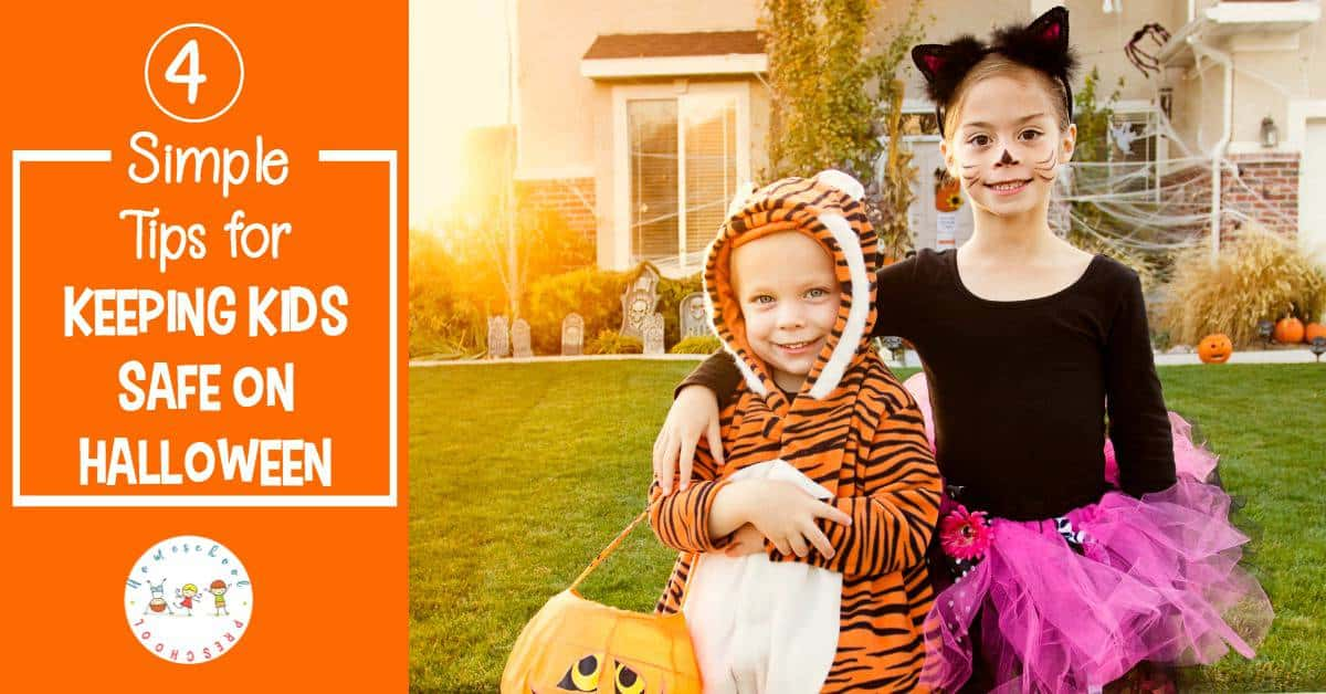Are your kids gearing up to go trick-or-treating? Have you bought the costumes and the candy bags? Follow these simple tips for keeping kids safe on Halloween.