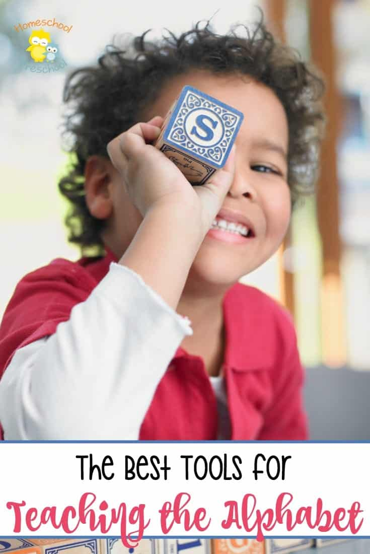 These tools are great for preschoolers. There are resources for auditory, visual, and kinesthetic learners. Arm yourself with a few of these tools, and your preschooler will be well on their way to learning to read. | homeschoolpreschool.net