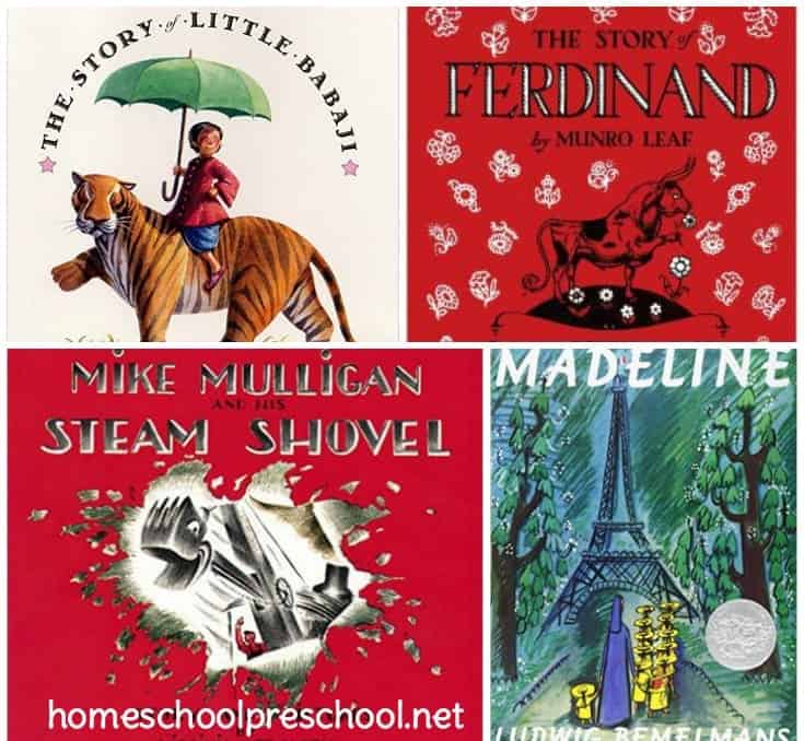 7 Classic Stories Every Preschooler Should Know