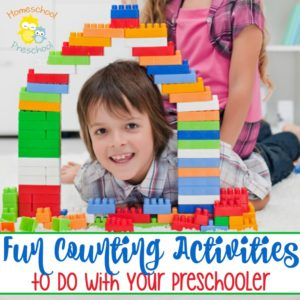 7 Fun Counting Activities to Do with Your Preschooler