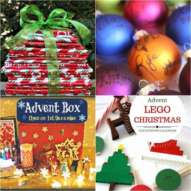 Countdown to Christmas with Advent Activities for the Family