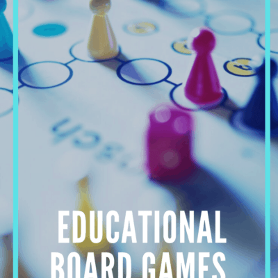 Educational Preschool Board Games