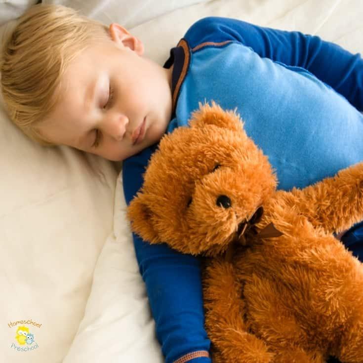 5 Tips for Gentle Bedtime Routines for Preschoolers