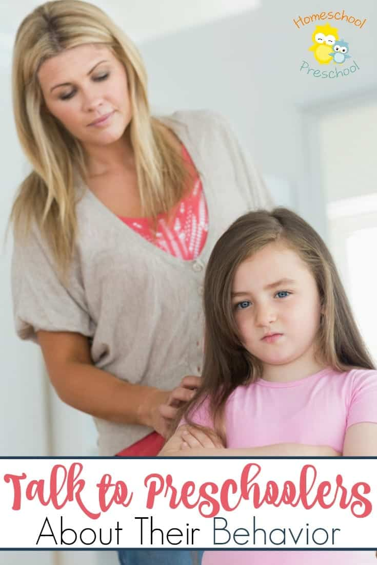 appropriate discipline for preschoolers how to talk to your preschoolers about their behavior 989
