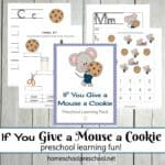 If You Give A Mouse A Cookie Printable