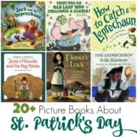 21 Amazing St. Patrick's Day Books for Kids