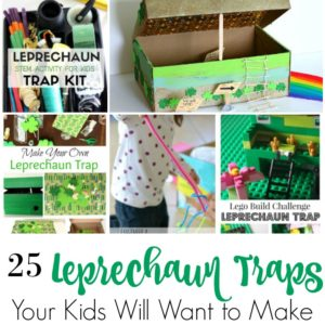 25 Leprechaun Traps Your Kids Will Want to Make