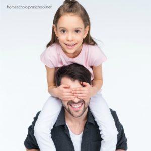 5 Ways to Goof Off with Your Preschoolers