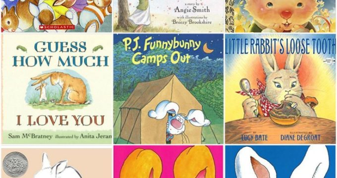 18 of Our Favorite Children's Books About Bunnies