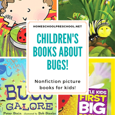 Childrens Books About Bugs