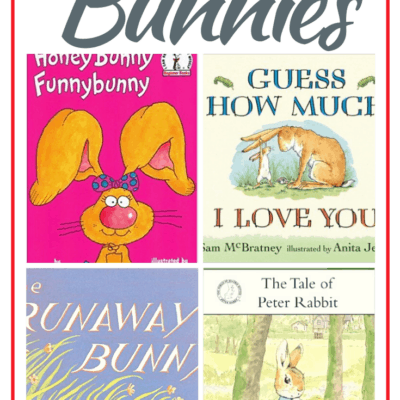 Children's Books About Bunnies