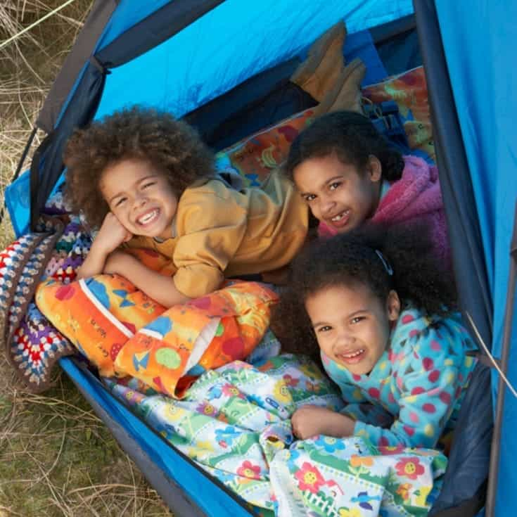 Summer's just around the corner, and it's time to start planning a summer campout. Get your preschoolers in the mood with these awesome camping crafts for kids!