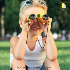 5 Tips for a Spontaneous Scavenger Hunt for Kids