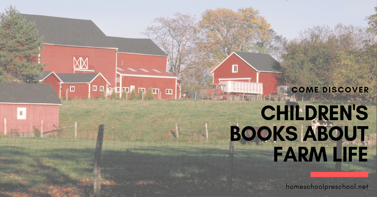 Young animal lovers will enjoy these picture books about farms. This collection of fiction and nonfiction books are perfect for preschoolers.