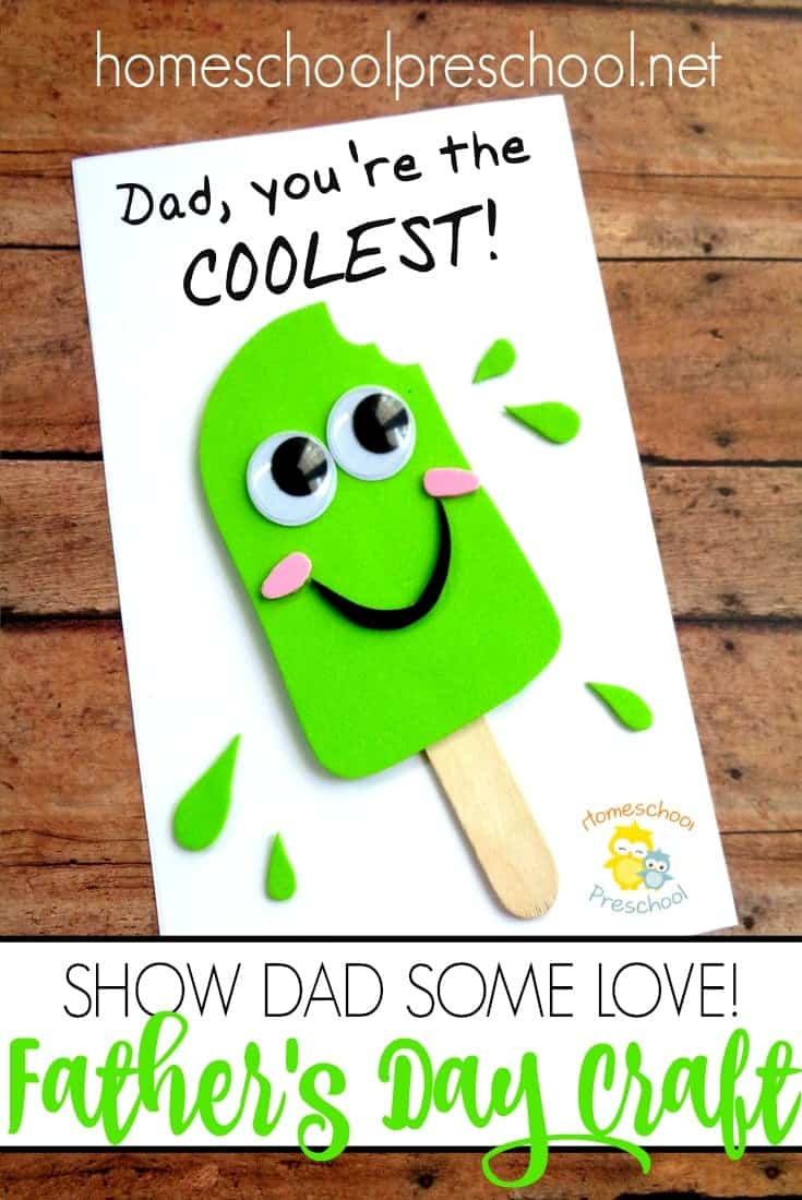 Fathers Day Craft Ideas For Kids Part - 23: Looking For A Fun Fatheru0027s Day Craft Your Kids Can Make? Iu0027ve Got