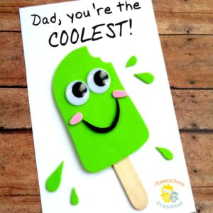 Easy DIY Fathers Day Craft That Kids Can Make