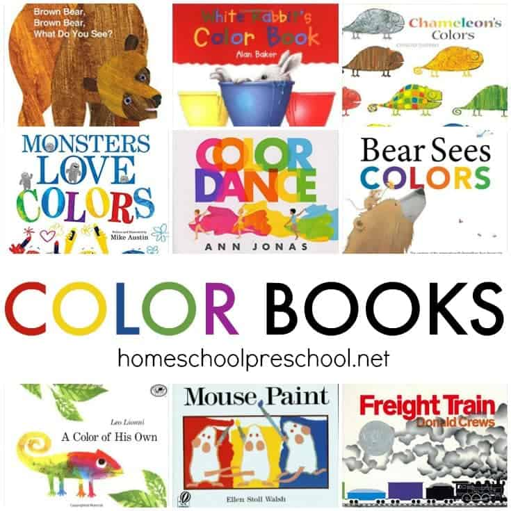15 of the Best Color Books for Young Readers
