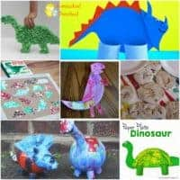17 Easy and Fun Dinosaur Crafts for Kids